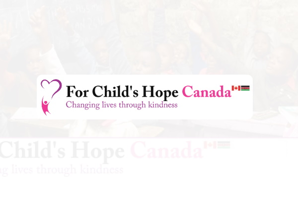 For Child's Hope Canada